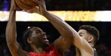 فوز يفصل رابتورز عن حلم لقب الـ «NBA»