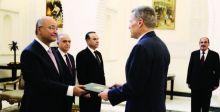 رئيس الجمهورية يتسلـَّم أوراق اعتماد السفيرين الأميركي والنيوزيلندي