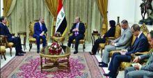 صالح: العراق يسعى لتوسيع علاقاته الخارجية