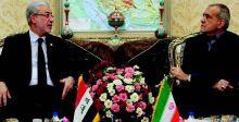 حداد يبحث مع بزشكيان التعاون  بين بغداد وطهران