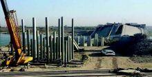 بدء العمل بـ {مشاريع جديدة ومتوقفة}   في بغداد ونينوى