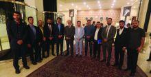 حداد: حريصون على التواصل مع الجاليات العراقية