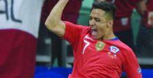سانشيز يقود تشيلي إلى ربع نهائي كوبا اميركا