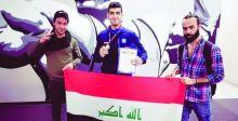 ملاكم عراقي يتوّج بلقب بطولة روسيا