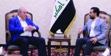 الحلبوسي وعلاوي يستعرضان  المستجدات السياسية