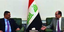 المالكي يشيد بالدور البطولي لتشكيلات وزارة الدفاع