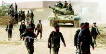 الحشد يقطع خطوط دعم {داعش} بصحراء الأنبار
