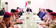 عبد المهدي يوجه بإتمام الستراتيجية الخمسية لمكافحة الفساد