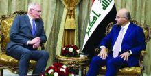 صالح لمبعوث أميركي: سياستنا  تخفف حدة التوتر