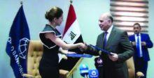 العراق يوقع اتفاقية مع البنك الدولي  لتطوير قطاع الكهرباء