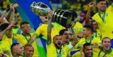 البرازيل تخطف لقب كوبا أميركا بغياب نيمار