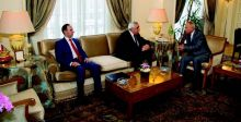 السفير العراقي في القاهرة يبحث تسهيل إجراءات الطلبة