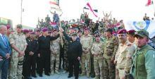 العبادي: الانتصار على {داعش} أسقط خيار الإرهاب