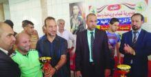 سباحو منتدى الحي يفوزون ببطولة المرحوم ابراهيم حسن