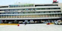 تسهيل دخول العجلات  إلى مطار بغداد
