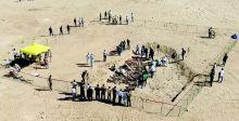 رئاسة البرلمان تنتقد الصمت الدولي إزاء مقبرة السماوة الجماعية