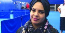 سارة عباس تحرز المركز السادس في بطولة العالم لرماية المعاقين