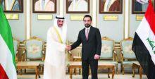 الحلبوسي يدعو إلى توسيع الاستثمارات الكويتية في العراق