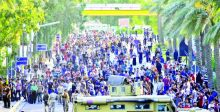 استعدادات أمنية وخدمية في بغداد والمحافظات  لتأمين أجواء عيد الأضحى