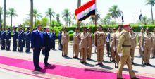 الرئيس صالح: مؤسسة الجيش بحاجة الى اهتمام جدي