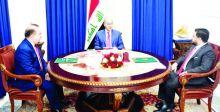 رئيس الجمهورية يطمئن على صحة أمير الكويت