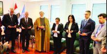 سفارات العراق تحيي الذكرى العاشرة لشهداء الخارجية