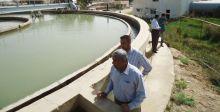 افتتاح مشروع ماء الهاشمية في بابل