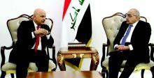 العراق يؤكد حقه باتخاذ جميع  الاجراءات للدفاع عن أراضيه