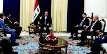 صالح: يجب المحافظة على المكتسبات بعد دحر عصابات {داعش} الارهابية