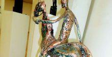 68 فناناً في «نحاتون عراقيون»