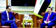 الياسري يؤكد ضرورة تجفيف منابع الإرهاب