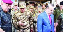 وزير الداخلية يعلن إجراءات حازمة بحق الخارجين عن القانون