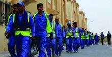 العمل: إعداد قاعدة بيانات للعمالة الأجنبية في العراق