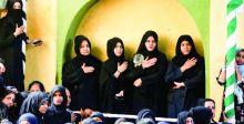 طقوس المغتربات في لبنان لإحياء ذكرى عاشوراء