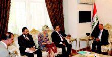 تشكيل مجموعة عمل عراقية تركية للتعاون بشأن المياه