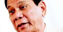 مقترح رئاسي لتشريع إطلاق النار  على المسؤولين في الفلبين