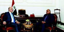 رئيسا الجمهورية والوزراء يناقشان ما تم تنفيذه من البرنامج الحكومي