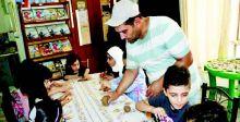 عالم الدمى الطينية.. مشروع ثقافي للأطفال