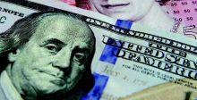 الدولار يتراجع  والاسترليني بأعلى مستوى