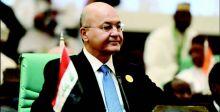 {المونيتور}: برهم صالح سيقدم رؤية العراق للنظام الإقليمي الجديد