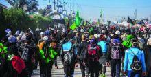 توقعت محافظة كربلاء دخول 5.5 ملايين زائر أجنبي
