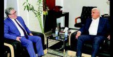 الفياض يبحث مع مستشار الأمن التونسي تعزيز التعاون المشترك