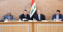 وزيرا الخارجية والداخلية يلتقيان السفراء العرب لدى العراق