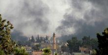 ضحايا بعمليات قصف واشتباكات داخل الأراضي التركية والسورية