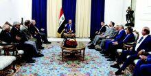 صالح يشدد على ضرورة كشف الحقائق  في أحداث التظاهرات