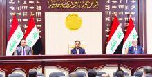 قائمة وزراء جديدة تقدم الى البرلمان نهاية الشهر الحالي