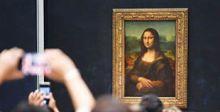 اللوفر يطلق معرضاً استعادياً لأعمال  ليوناردو دافينتشي