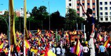 الانفصاليون والوحدويون الكاتالونيون في مواجهة جديدة