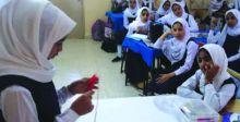 هل تؤثر تنقلات الطالبات في حماسهن الدراسي؟