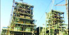 86 بالمئة نسبة تنفيذ محطة كهرباء صلاح الدين الحرارية